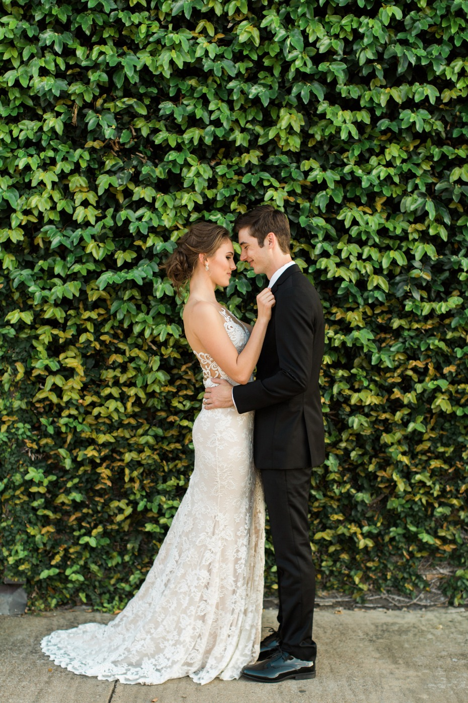 modern garden wedding ideas