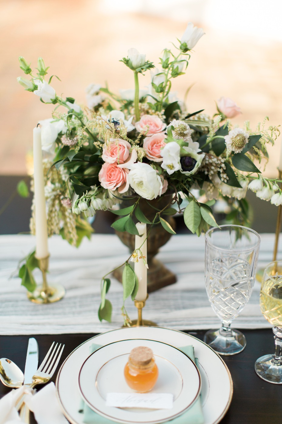 spring time centerpiece idea