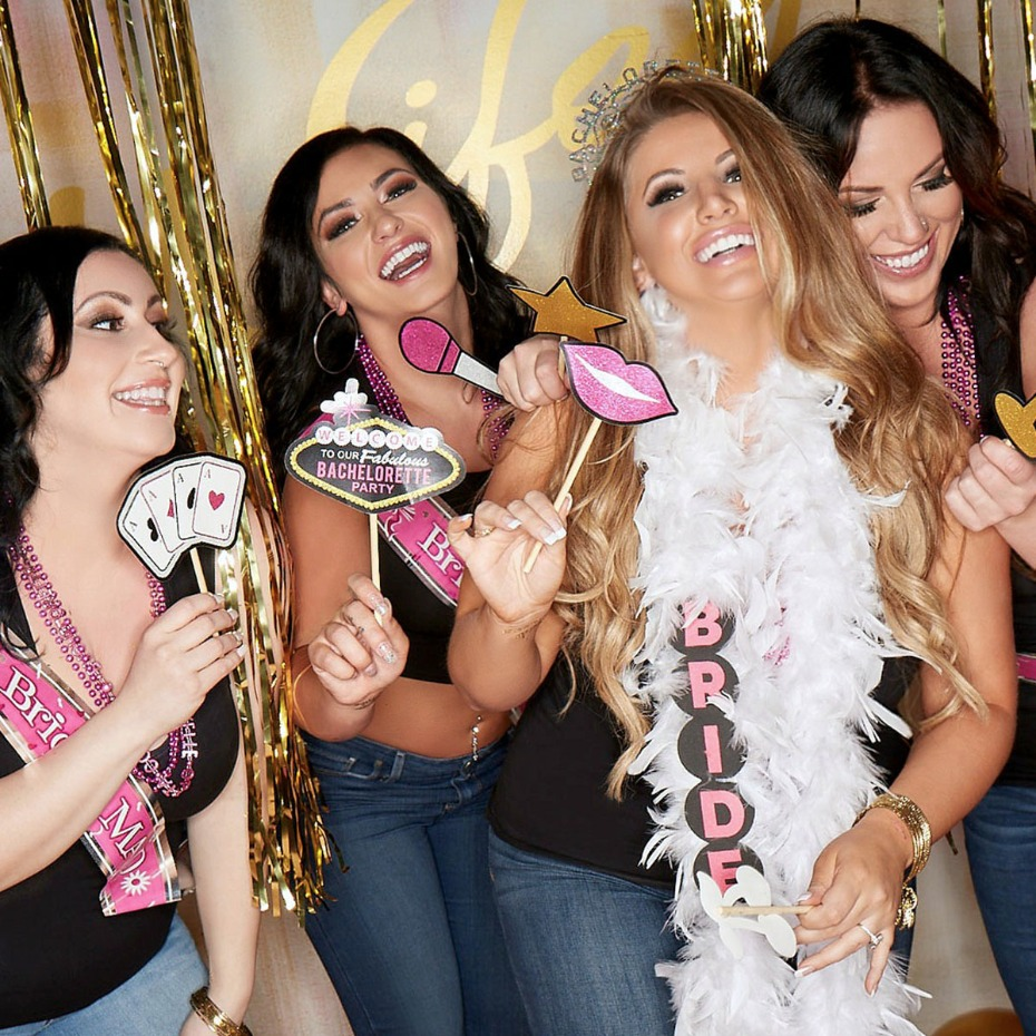 For the best bachelorette bash ever, shop Spencer's!