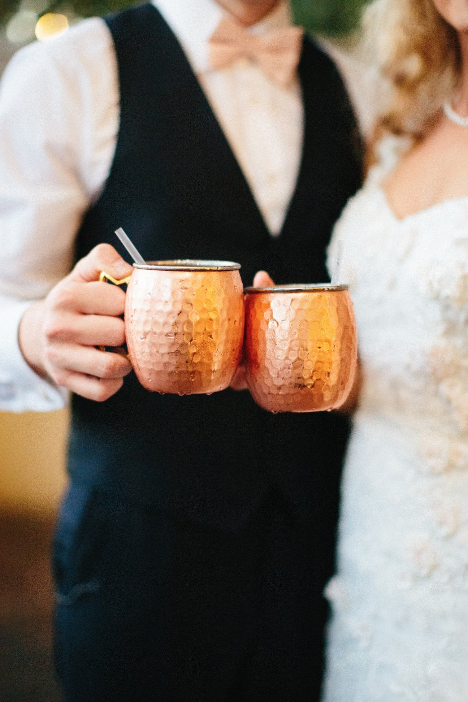 Signature Moscow Mules