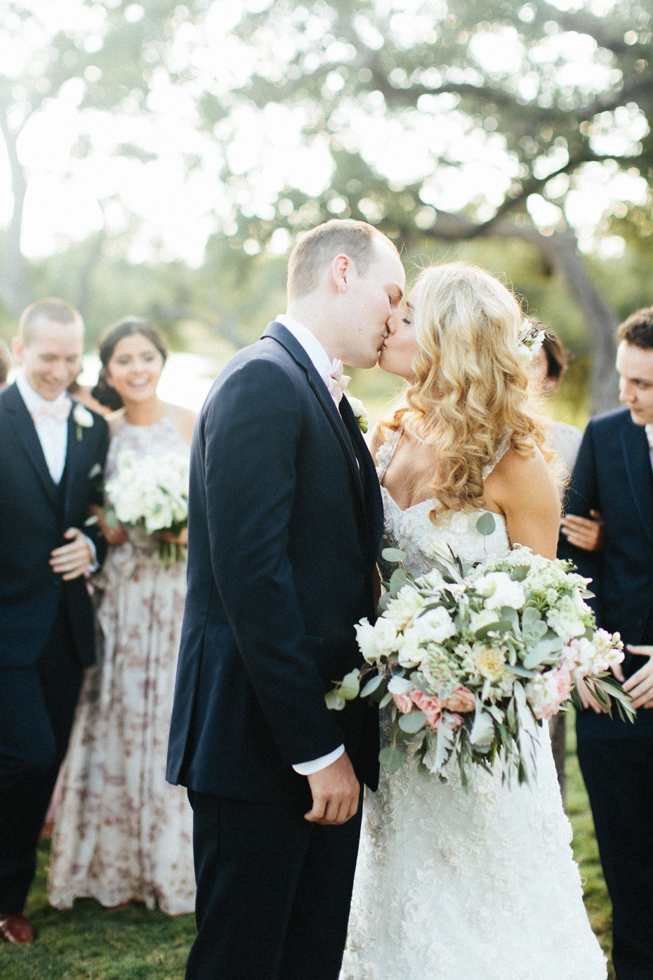 Love this garden floral wedding