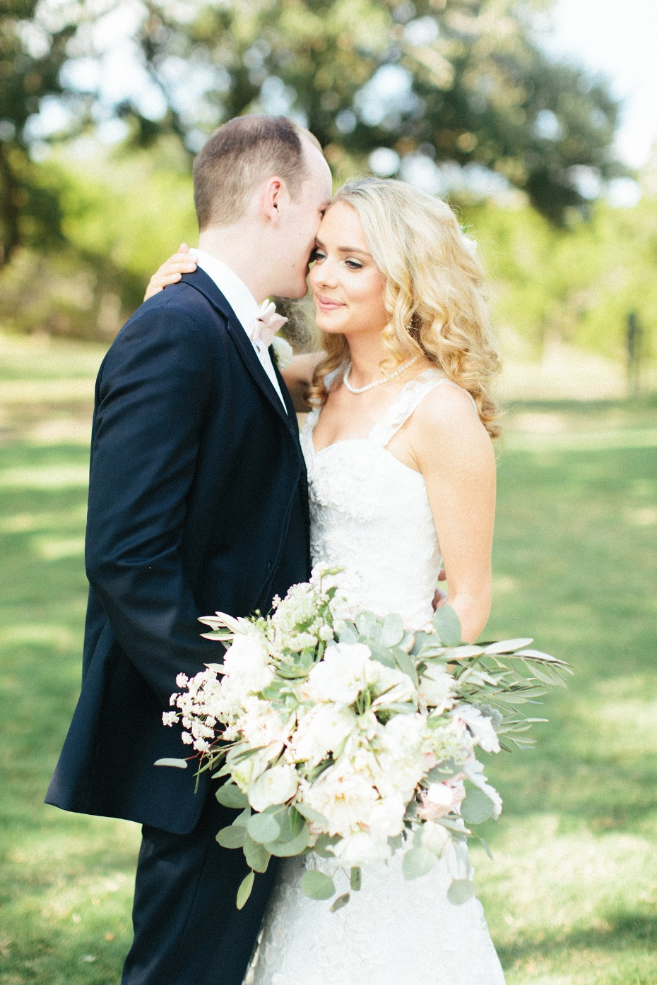 Dreamy garden wedding
