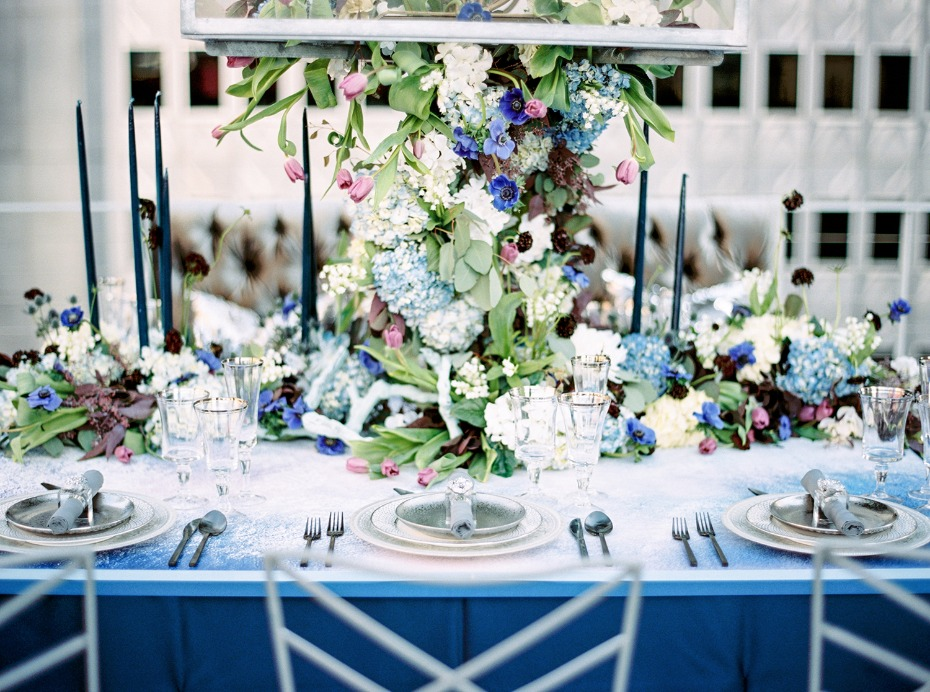 Oversized centerpiece