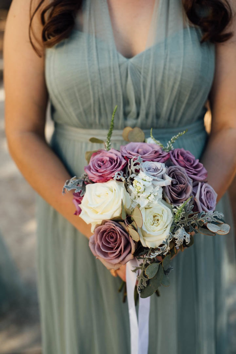 Gorgeous bridesmaid bouquet