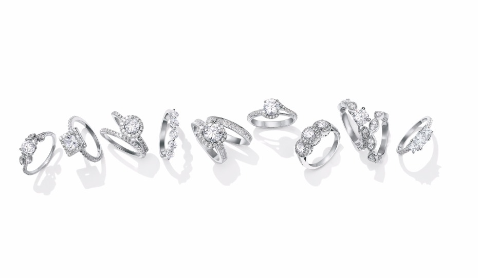 Spence Diamonds loss protection guarantee, where they'll replace or remount your original diamond (0.18-3.0 carat mined and 0.18-4.0 carat Artisan Created diamond) if it chips, cracks or separates from your Spence ring mounting.