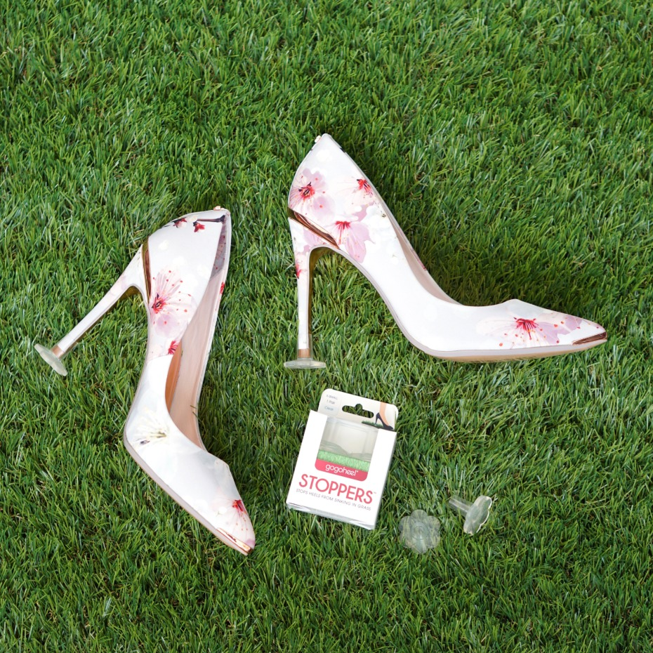 Protect and Repair High Heels