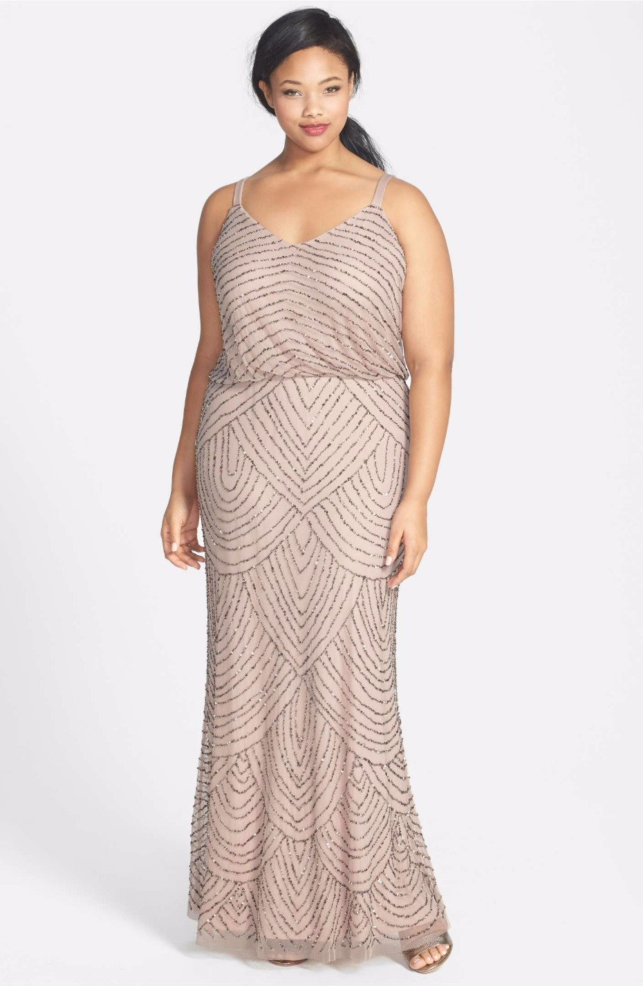 10 Plus Sized Mother of the Bride Dresses You'll Love