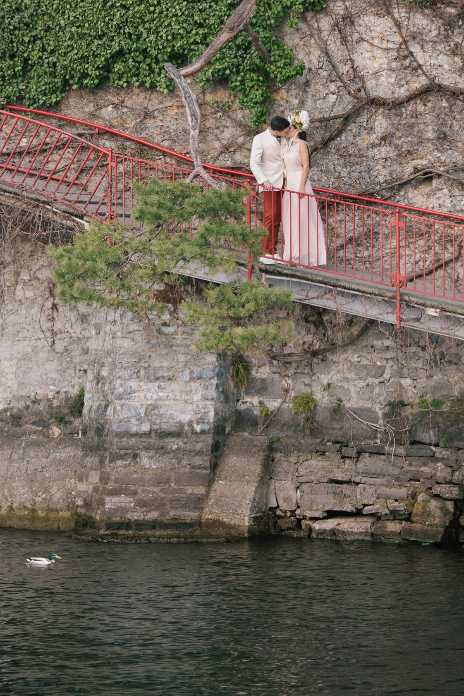 Beautiful engagement session in Italy