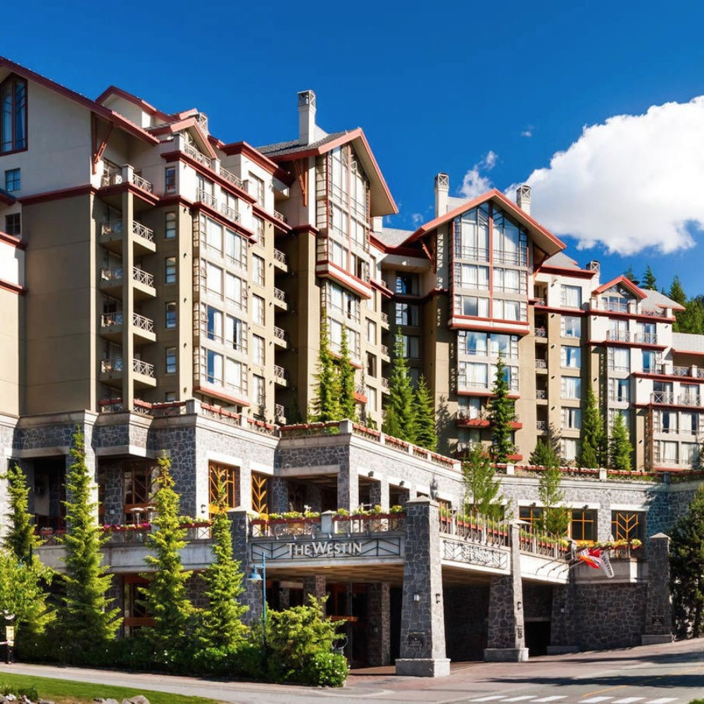 Profile Image from The Westin Resort & Spa, Whistler
