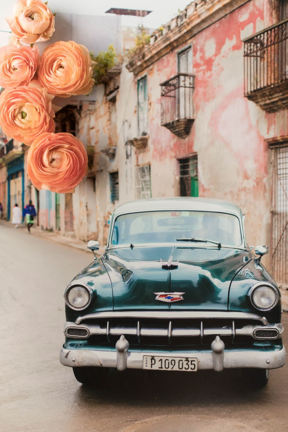Fresh floral inspiration from Havana