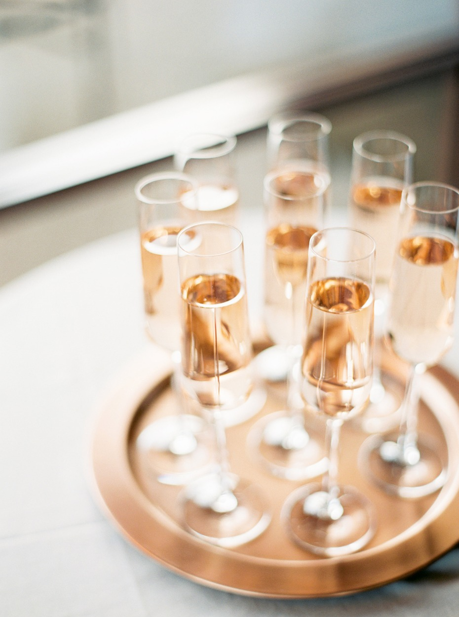 Rosé for your wedding day