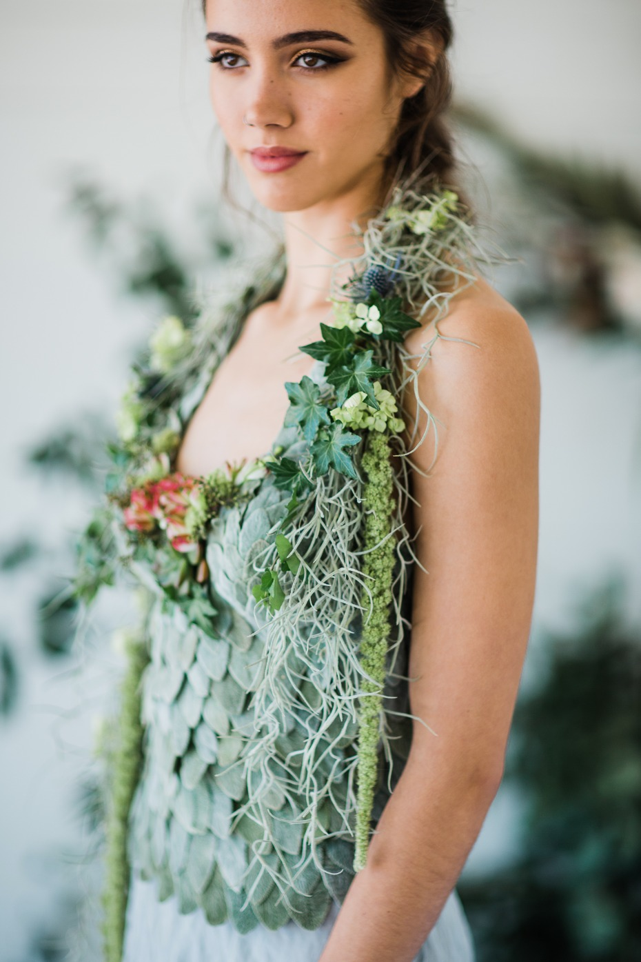 Jillian Design botanical couture