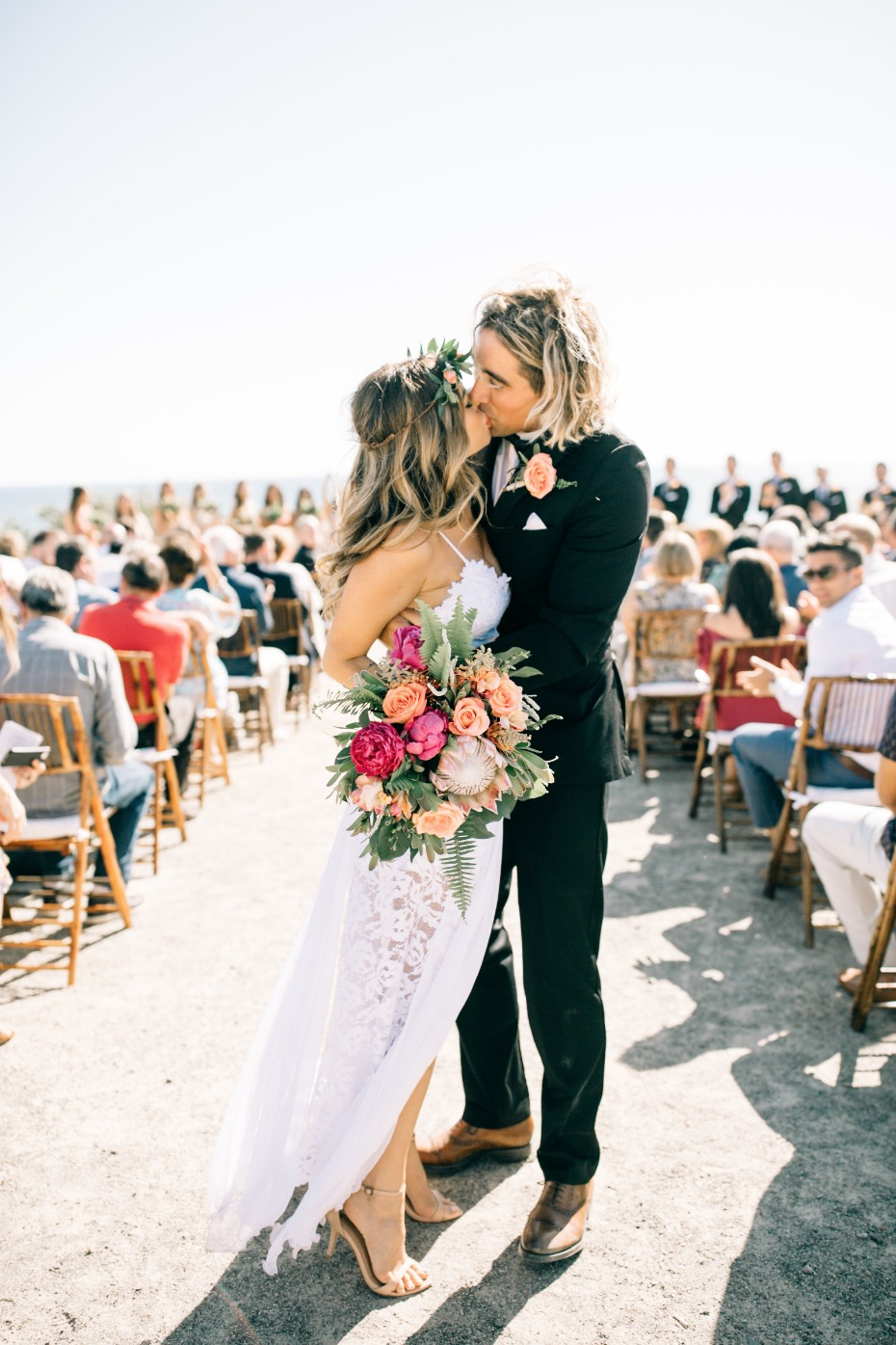get married at the beach like they did