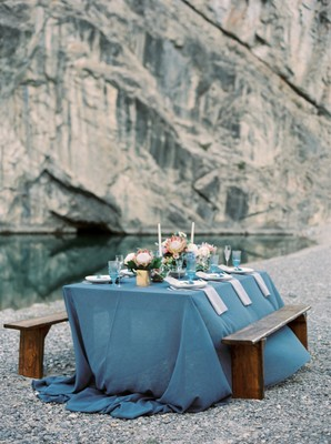 Runaway With Me To A Natural Elopement In The Canadian Mountains