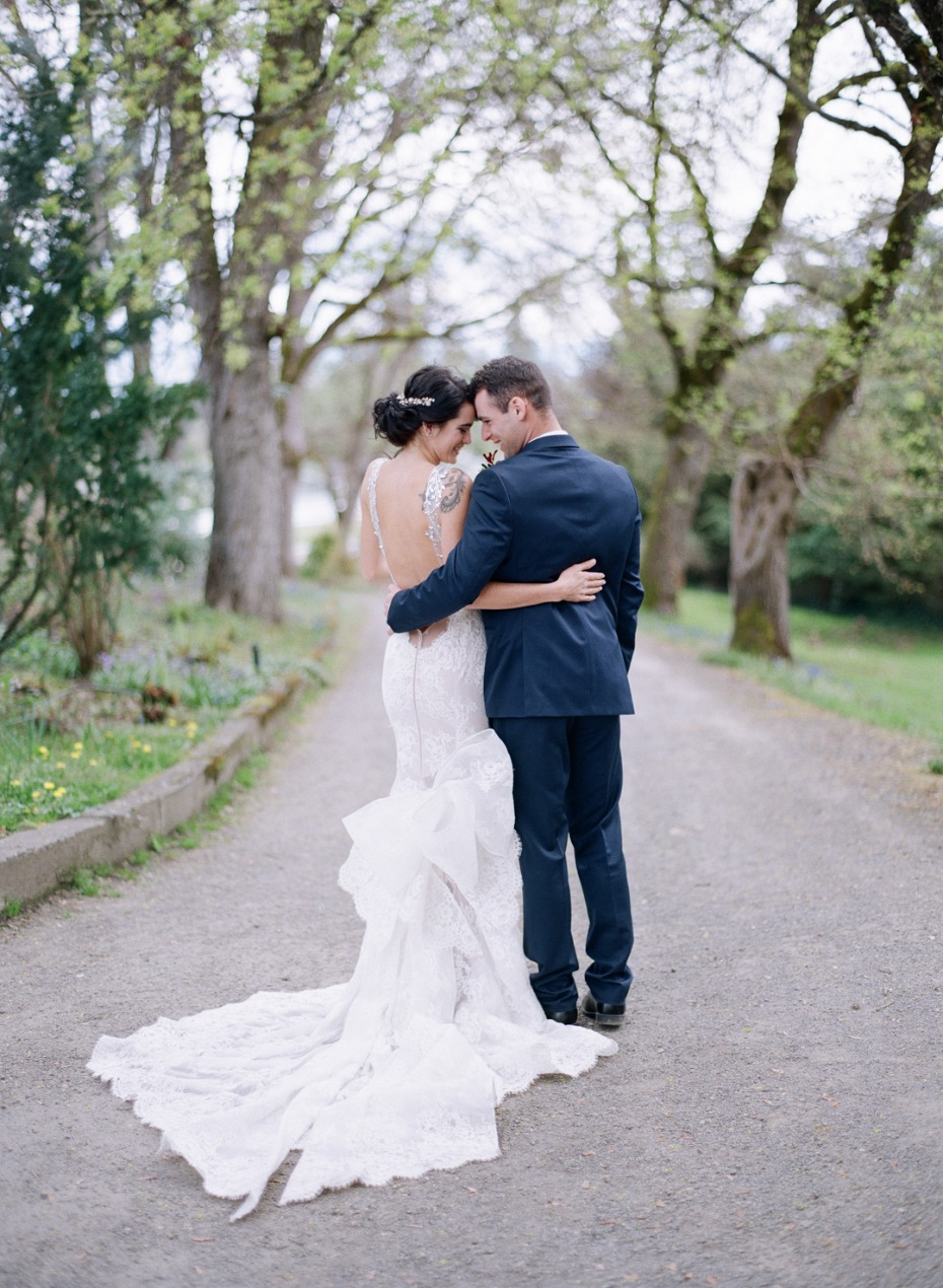 Sophisticated European inspired wedding