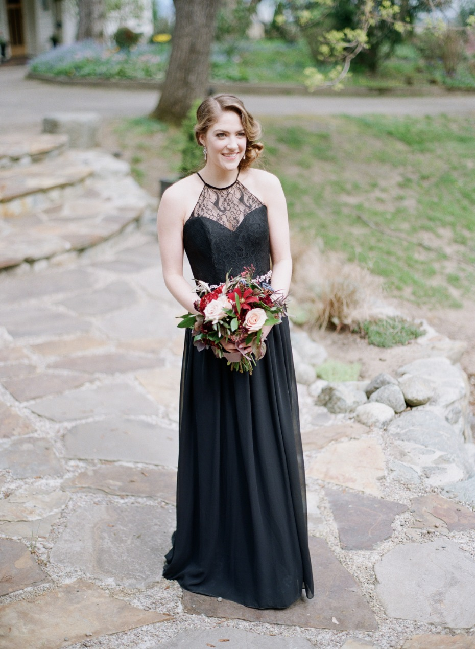 Hayley Paige bridesmaid gown