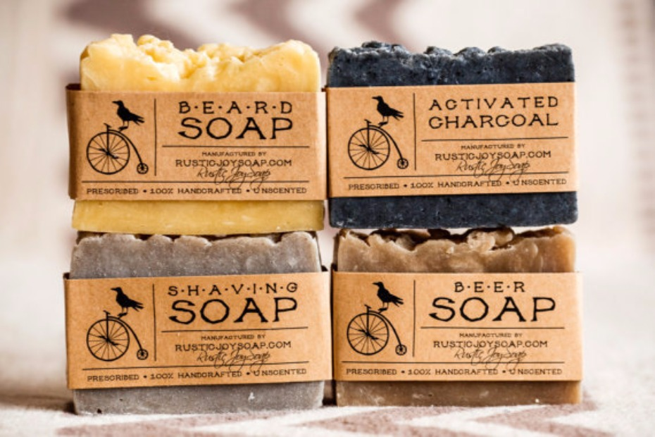 beard soap groomsman gift ideas