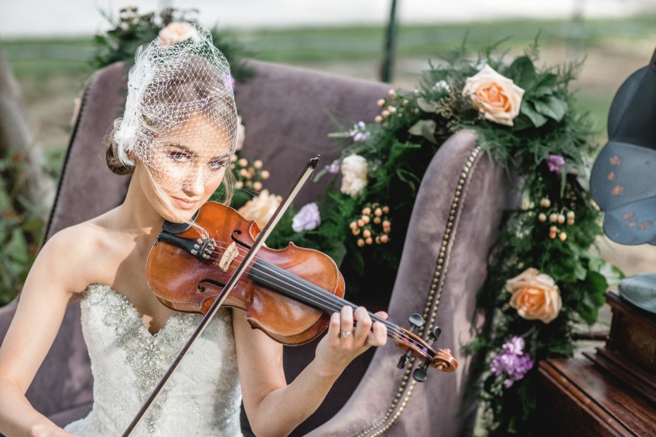 music themed wedding ideas