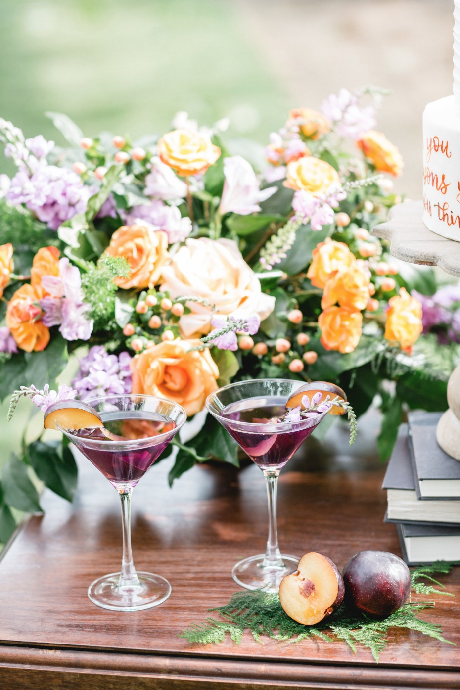 wedding cocktails for your cocktails hour