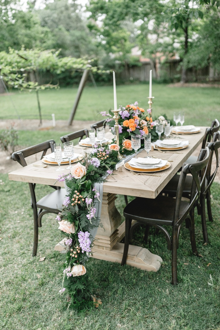 whimsical wedding table ideas