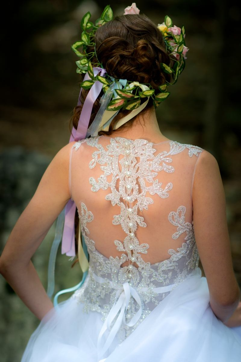 Inspiration Image from Ever After Bridal Inc