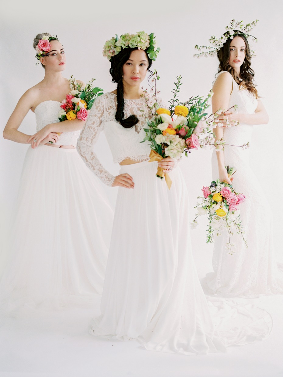 Lovely Spring BRIDES