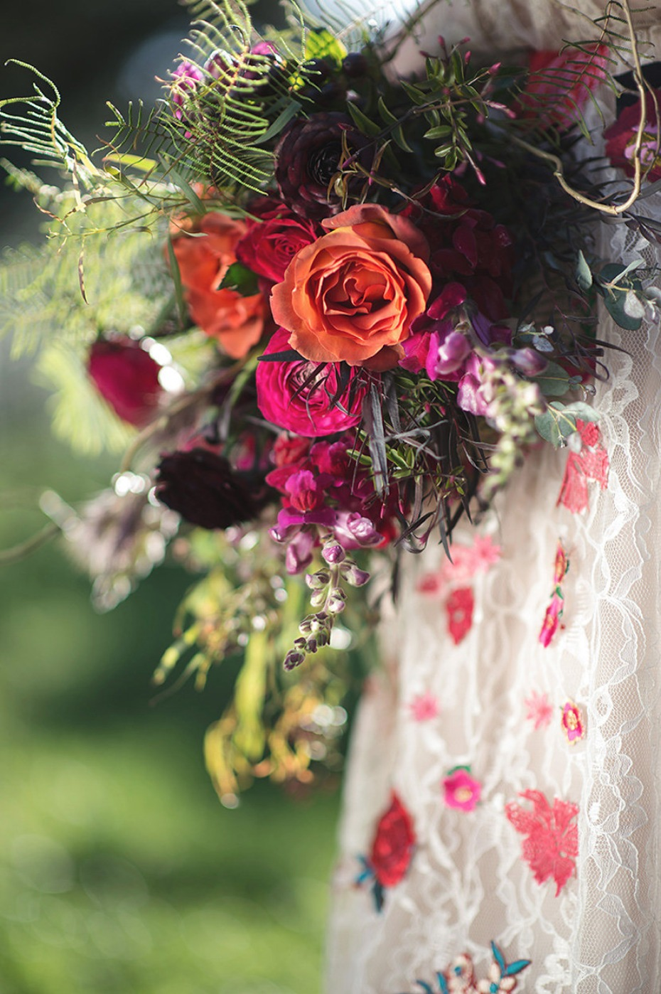 floral ideas for your Fall wedding