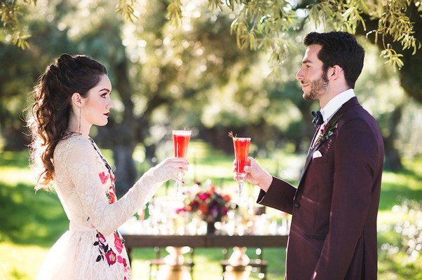 In Love With This Edgy Fall Inspiration AND Cocktail Recipe!