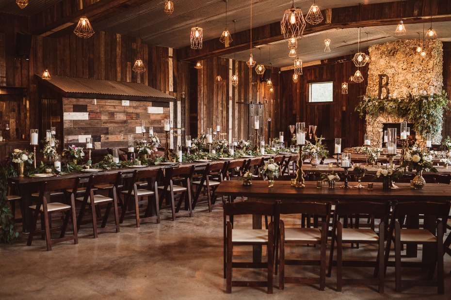 Dreamy venue captured by Mercedes Morgan Photography
