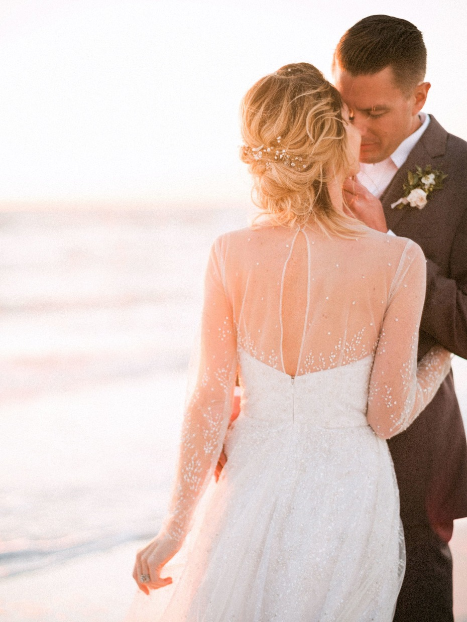 Picture perfect beach wedding ideas