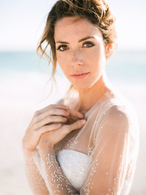 You'll Want to Dance on the Beach at this Seaside Wedding