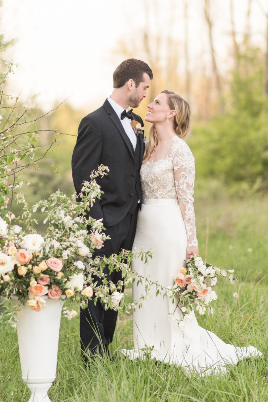 spring wedding ceremony ideas