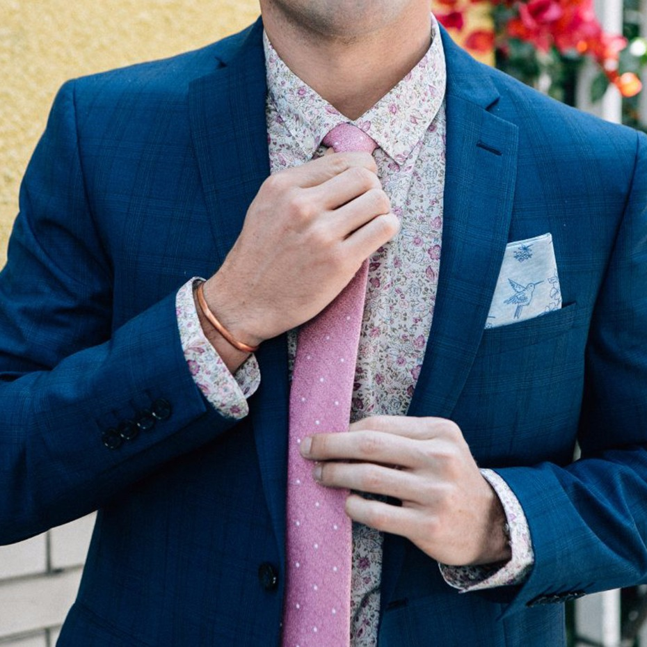 spring looks for the groom