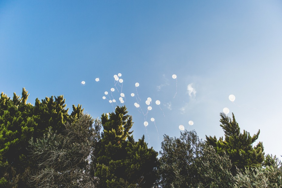 Balloons  release