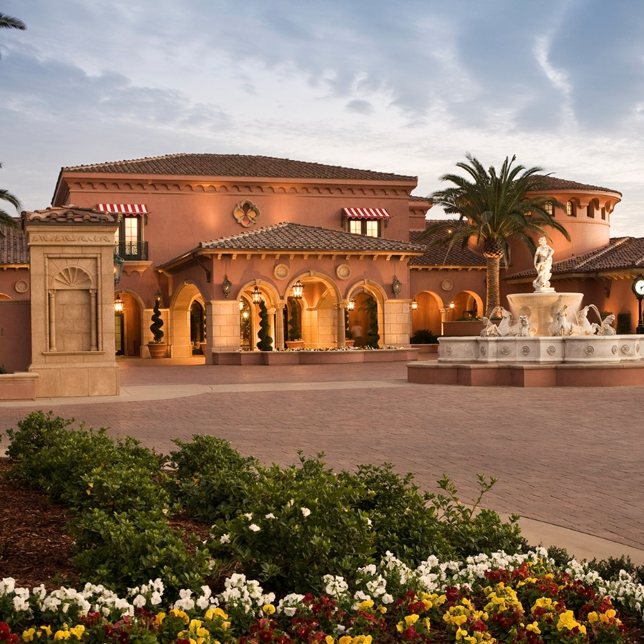 Fairmont Grand Del Mar in North County San Diego