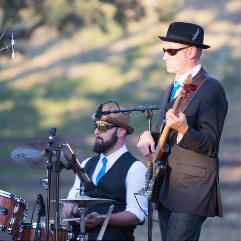 Let us at The Replicas make your event a day you will truly never forget with great wedding day music!