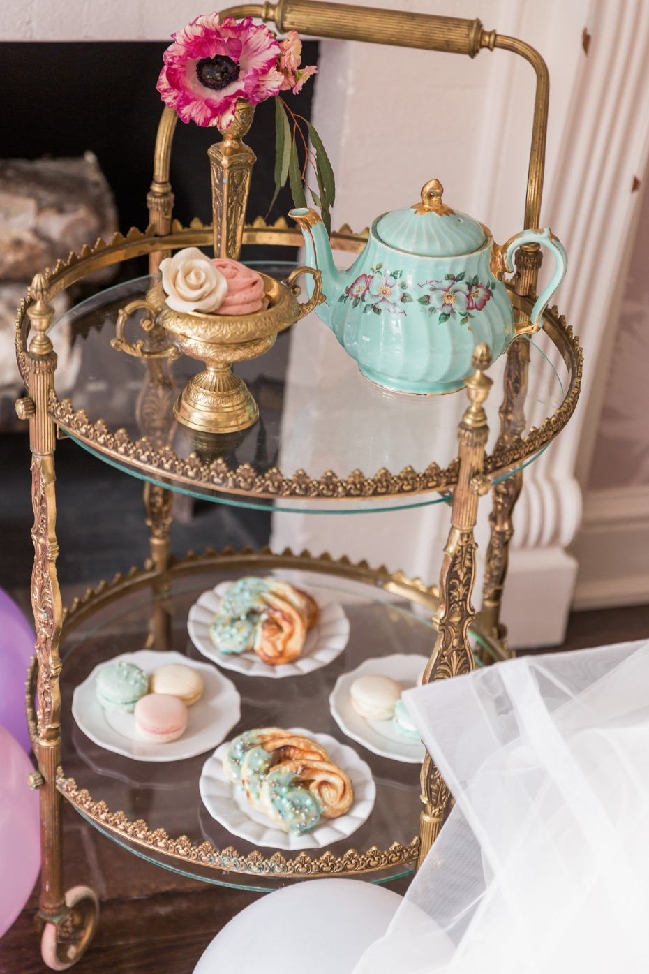 Cute tea cart
