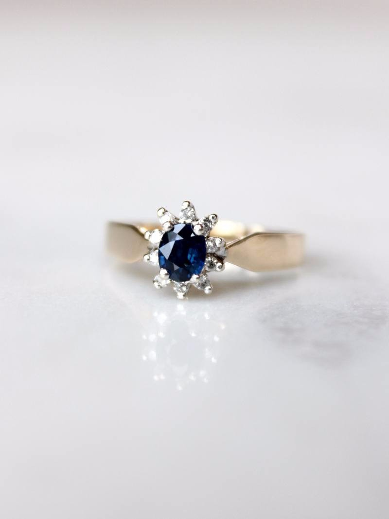 Our current vintage ring selection has almost sold out! Don't miss the Paltrow Ring!