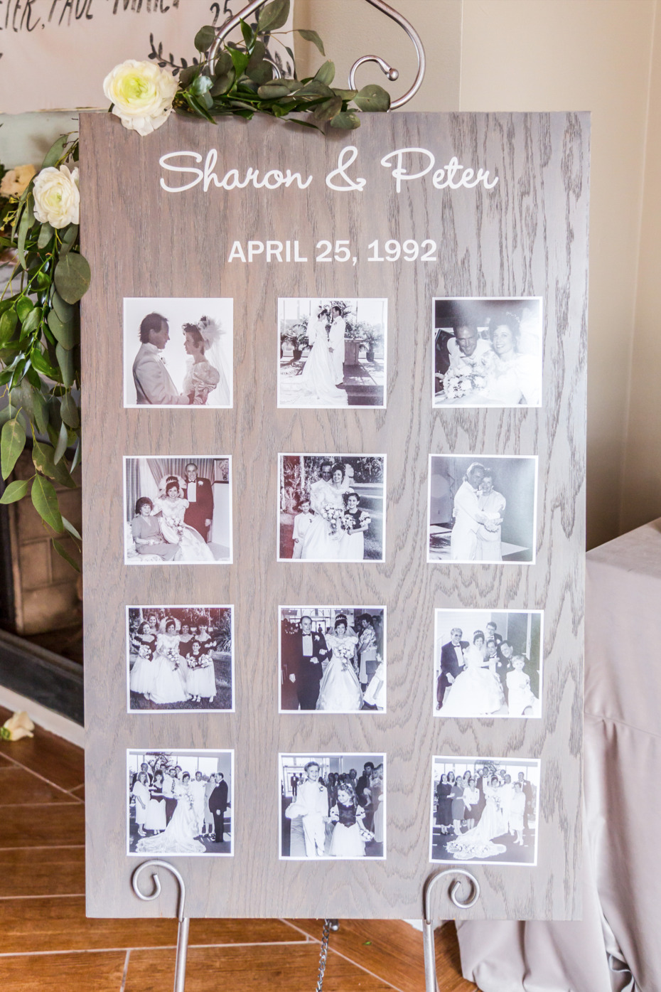 ideas for 25th wedding anniversary celebration - Wedding Decor Ideas