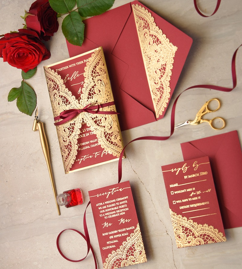 masrala wedding invitations