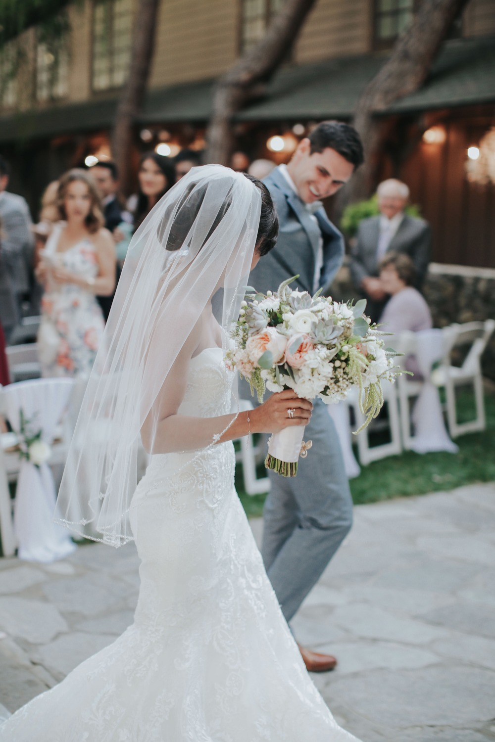 Rustic Never Looked So Glamorous At This Calamigos Ranch Wedding gallery rustic never looked so glamorous at this