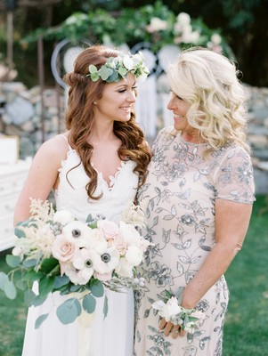 Outdoor Boho Romance Wedding with Handmade Dream Catchers
