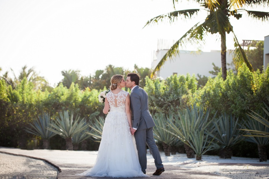 Dreamy destination wedding in Mexico