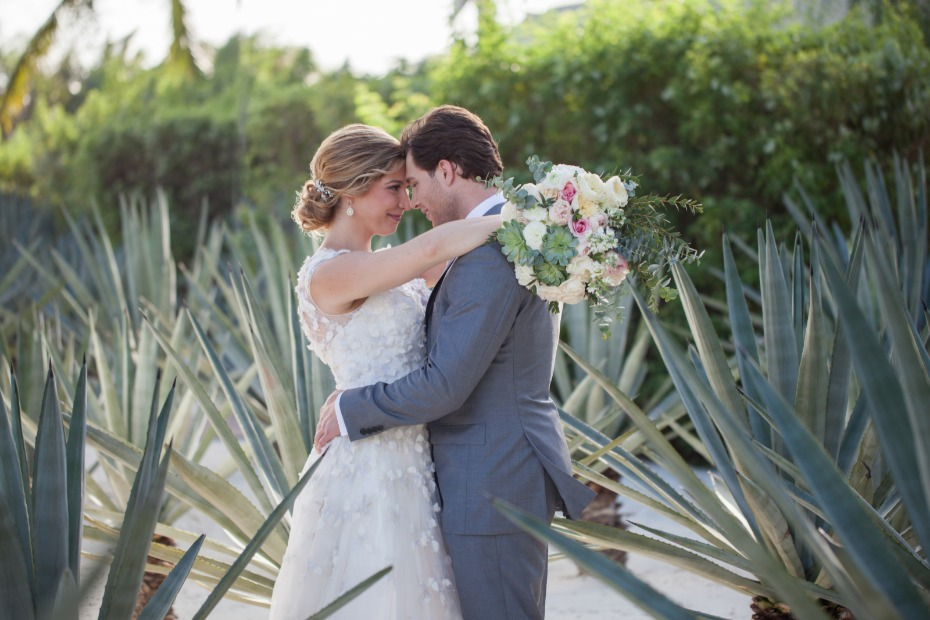 Beautiful Mexico wedding