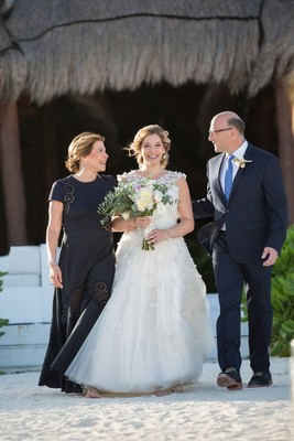 Weekend Wedding Celebration in Mexico filled with Love and Laughter