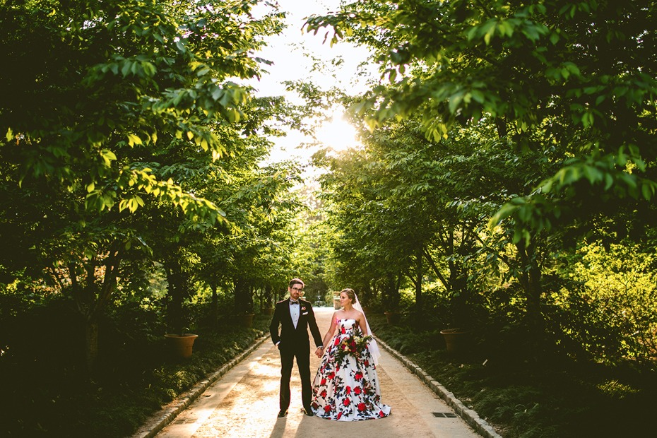 Gorgeous floral filled wedding