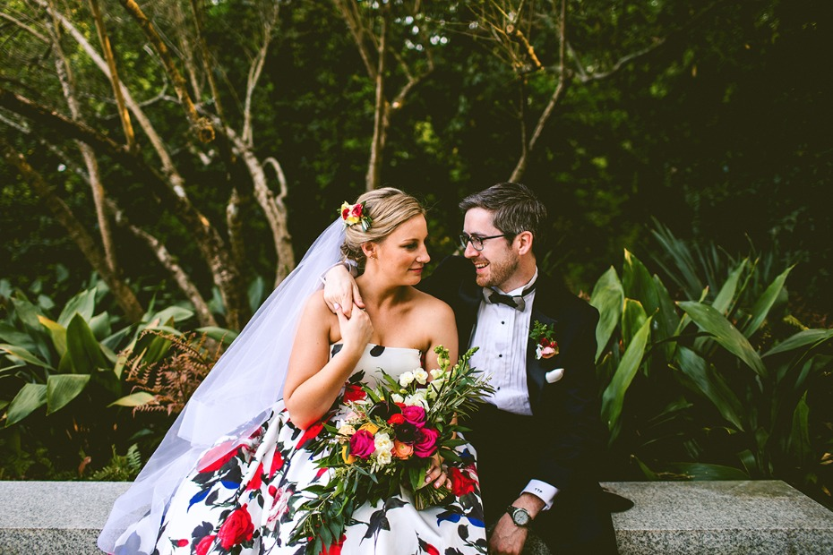 Gorgeous Pantone colored wedding filled with florals