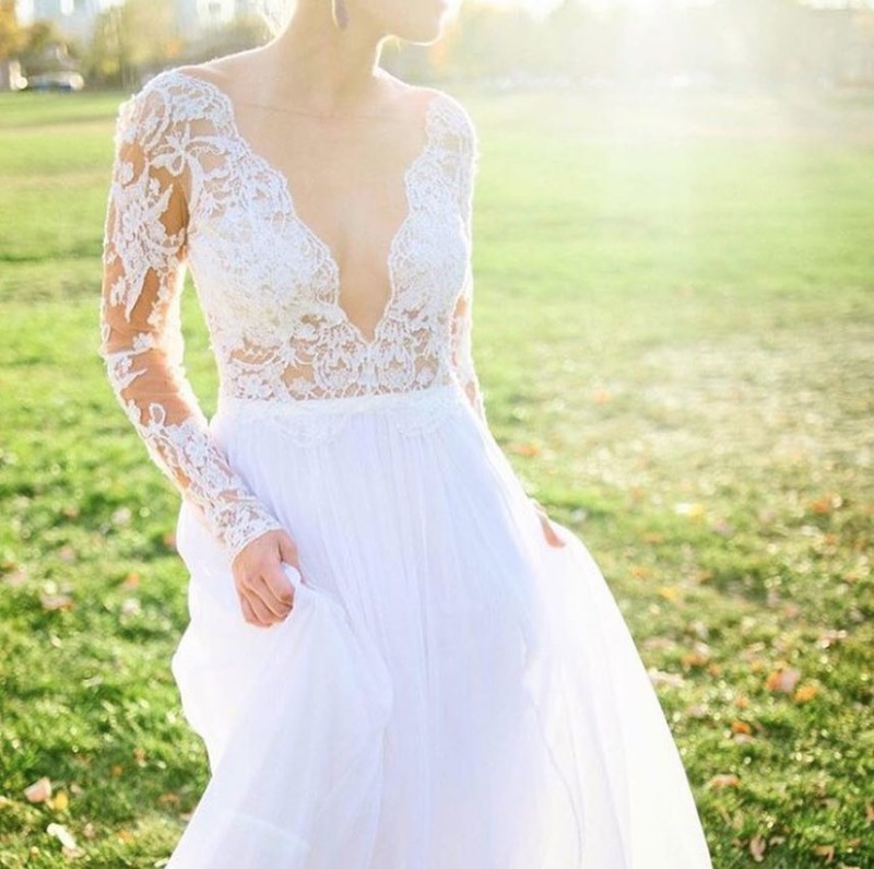 Hyde Park Bridal is the only boutique in the area and offers a wide variety of exclusive designers and we focus on offering our brides