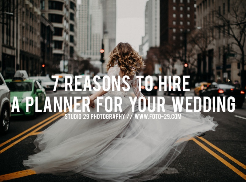 Reasons to Hire a Planner for Your Wedding XO