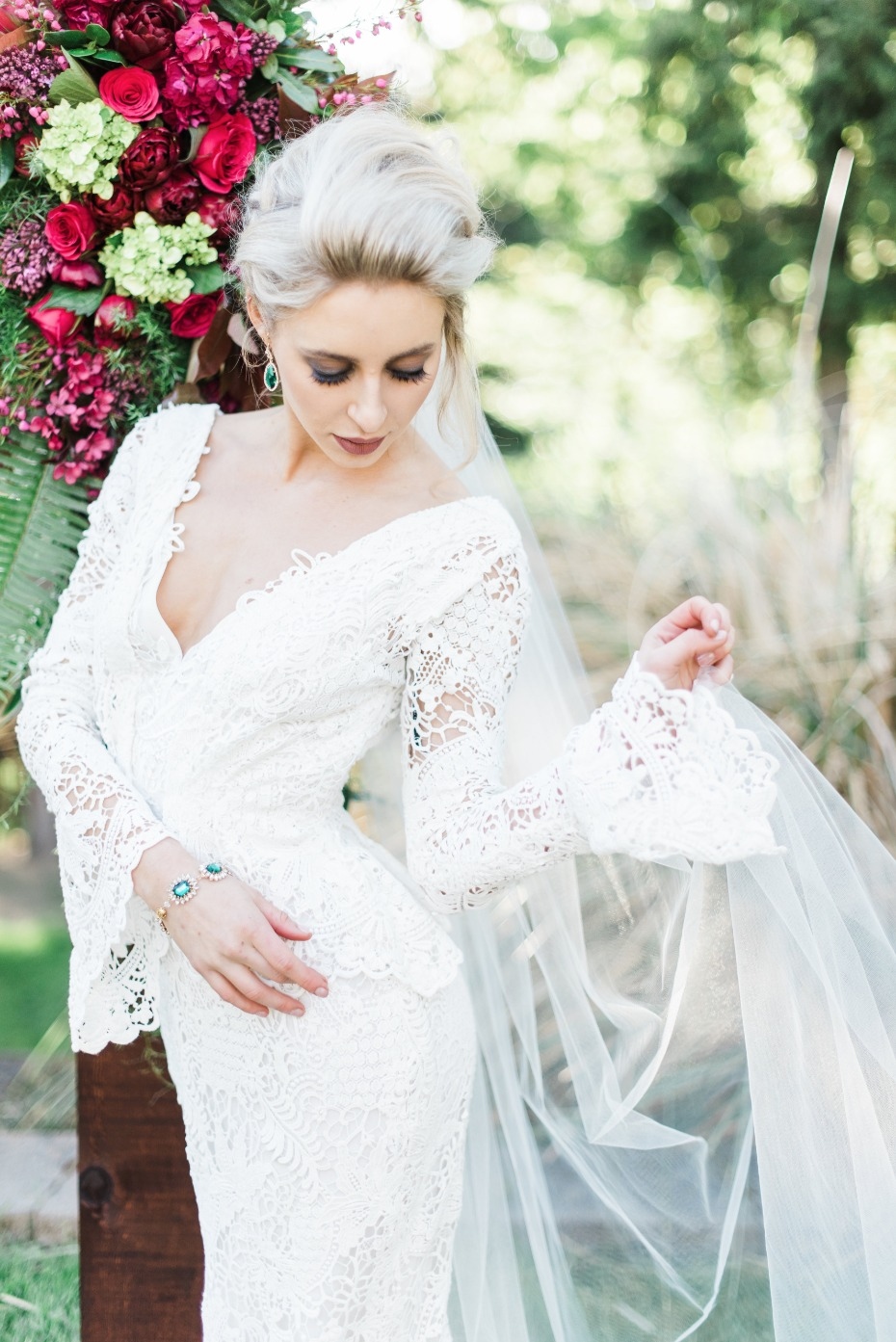 wedding dress of your boho dreams